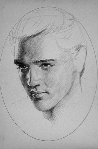 Elvis Presley by jasonhyl